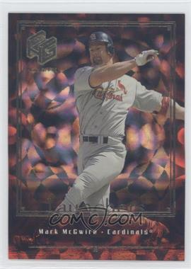 1999 Upper Deck HoloGrFX Launchers Gold #L1 - Mark McGwire