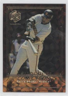1999 Upper Deck HoloGrFX Launchers Gold #L13 - Barry Bonds