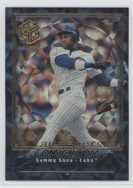 1999 Upper Deck HoloGrFX Launchers Gold #L3 - Sammy Sosa