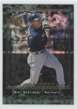 1999 Upper Deck HoloGrFX Launchers Gold #L8 - Alex Rodriguez