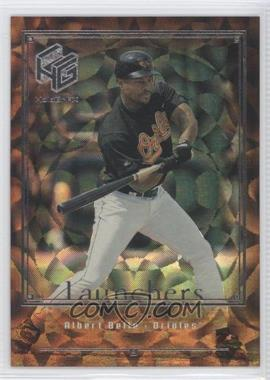 1999 Upper Deck HoloGrFX Launchers #L12 - Albert Belle