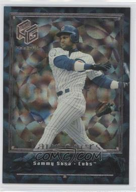 1999 Upper Deck HoloGrFX Launchers #L3 - Sammy Sosa