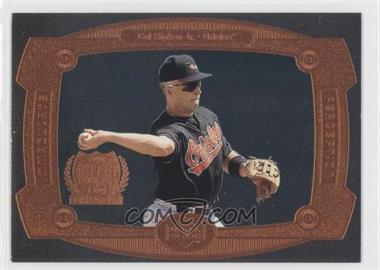 1999 Upper Deck Immaculate Perception Double #I20 - Cal Ripken Jr. /1000