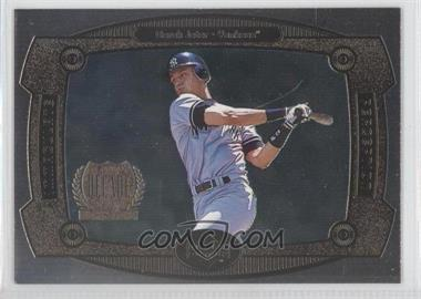 1999 Upper Deck Immaculate Perception #I27 - Derek Jeter