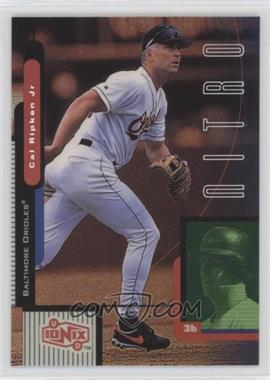 1999 Upper Deck Ionix - Nitro #N2 - Cal Ripken Jr.