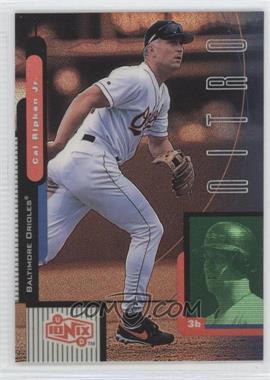 1999 Upper Deck Ionix Nitro #N2 - Cal Ripken Jr.