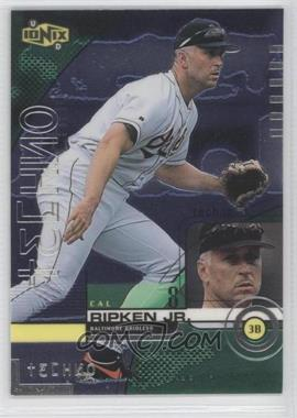1999 Upper Deck Ionix #66 - Cal Ripken Jr.
