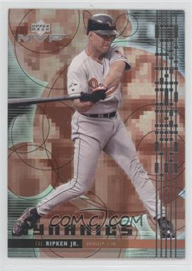 1999 Upper Deck MVP Dynamics #D13 - Cal Ripken Jr.