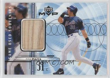 1999 Upper Deck MVP Game Used Souvenirs #GU-MP - Mike Piazza