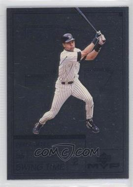 1999 Upper Deck MVP Swing Time #S12 - Derek Jeter
