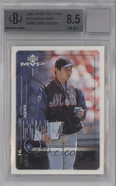 1999 Upper Deck MVP #135 - Hideo Nomo [BGS 8.5]