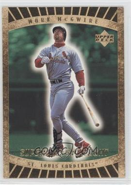 1999 Upper Deck Ovation - [Base] - Standing Ovation #82 - Mark McGwire /500