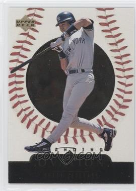1999 Upper Deck Ovation Standing Ovation #13 - Derek Jeter /500