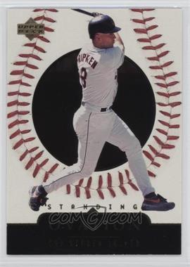 1999 Upper Deck Ovation Standing Ovation #18 - Cal Ripken Jr. /500