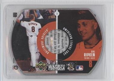 1999 Upper Deck Powerdeck - [Base] #3 - Cal Ripken Jr.