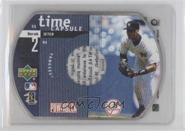 1999 Upper Deck Powerdeck Time Capsule CD-ROM #R4 - Derek Jeter