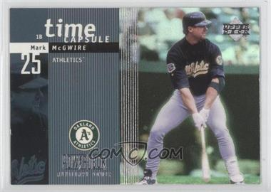 1999 Upper Deck Powerdeck Time Capsule #T3 - Mark McGwire