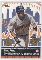 Timo Perez