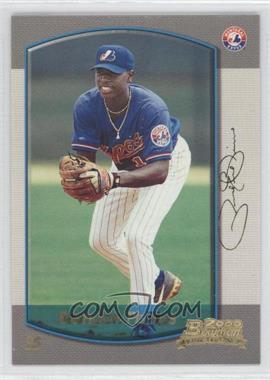 2000 Bowman - [Base] - Gold #347 - Brandon Phillips /99