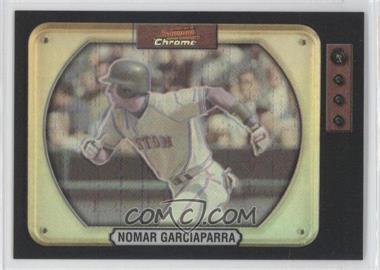 2000 Bowman Chrome - [Base] - Retro/Future Refractor #55 - Nomar Garciaparra