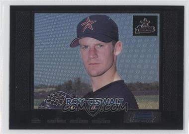 2000 Bowman Chrome - [Base] - Retro/Future #395 - Roy Oswalt