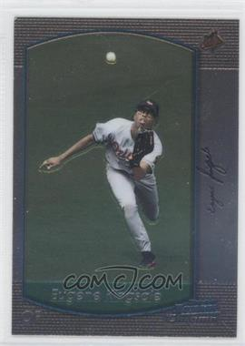 2000 Bowman Chrome - [Base] #367 - Gene Kingsale