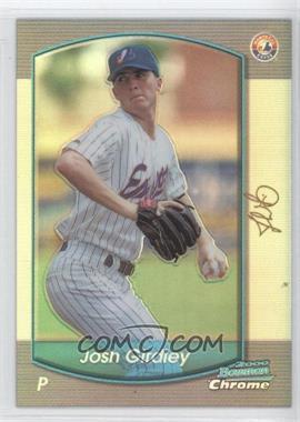 2000 Bowman Chrome Refractor #279 - Josh Girdley