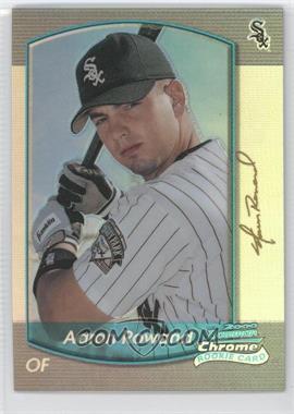 2000 Bowman Chrome Refractor #379 - Aaron Rowand