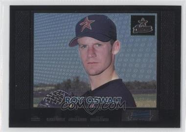2000 Bowman Chrome Retro/Future #395 - Roy Oswalt
