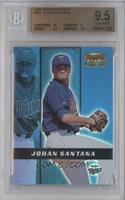 Johan Santana /2999 [BGS9.5]