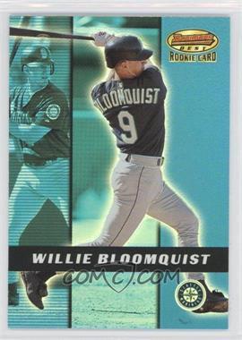 2000 Bowman's Best - [Base] #199 - Willie Bloomquist /2999