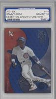 Sammy Sosa /47 [ENCASED]
