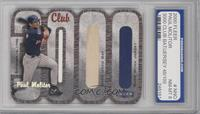 Paul Molitor (Bat and Jersey) /100 [ENCASED]