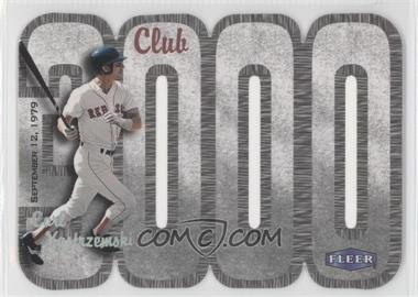 2000 Fleer 3000 Club Multi-Product Insert [Base] #CAYA - Carl Yastrzemski
