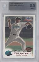 Josh Beckett (Pitching) /3999 [BGS 8.5]