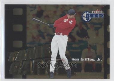 2000 Fleer Gamers [???] #114 - Ken Griffey Jr.
