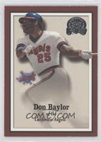 Don Baylor