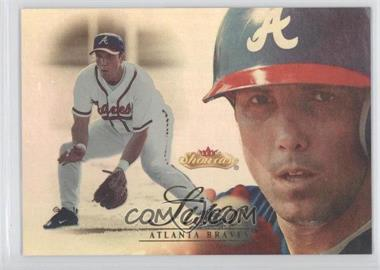 2000 Fleer Showcase [???] #35 - Steve Sisco /500