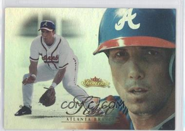 2000 Fleer Showcase First #35 - Steve Sisco /500
