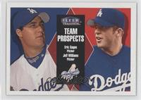 Eric Gagne, Jeff Williams
