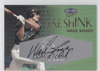 Wade Boggs /250