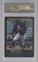 Vernon Wells /50 [ENCASED]