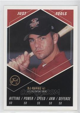2000 Just Minors Just the Preview - Just Tools #6 - B.J. Garbe