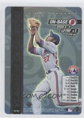 2000 MLB Showdown - [Base] - 1st Edition #267 - Vladimir Guerrero