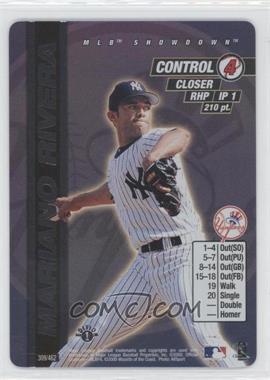 2000 MLB Showdown - [Base] - 1st Edition #309 - Mariano Rivera