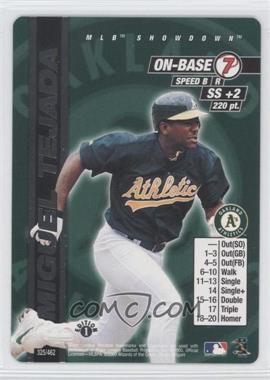 2000 MLB Showdown - [Base] - 1st Edition #325 - Miguel Tejada