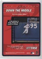 Offense - Down the Middle