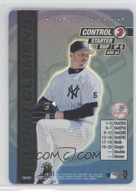 2000 MLB Showdown 1st Edition #296 - Roger Clemens