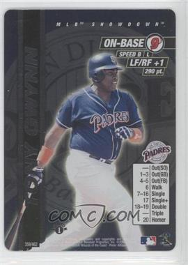 2000 MLB Showdown 1st Edition #359 - Tony Gwynn