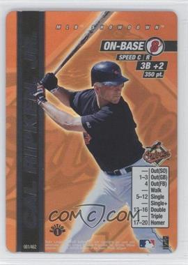 2000 MLB Showdown Edition 1 #061 - Cal Ripken Jr.